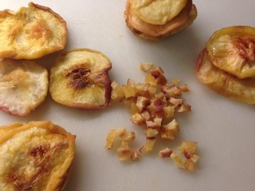 peachy keen granola peaches chop.jpg