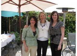 Gina von Esmarch, Kristin van Ogtrop & Stacy Libby