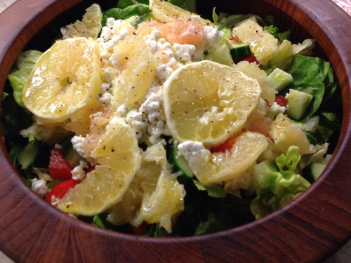 grapefruit greens salad 4.JPG