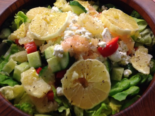 grapefruit greens salad 1.JPG