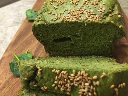 green bread sliced close-upIMG_4602
