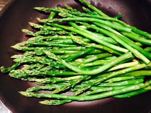 asparagus in pan.JPG