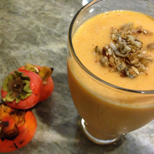 persimmon frappe 1