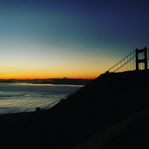 sunrise ggb