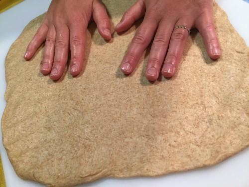 dough hands