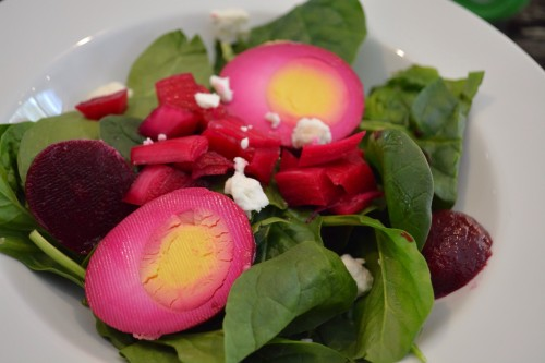 red eggs beets feta.JPG