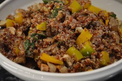 quinoa risotto 1