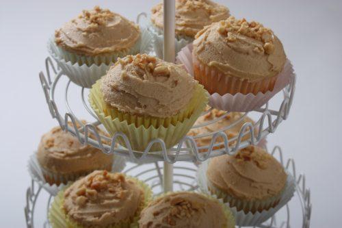 Memphis King Cupcakes