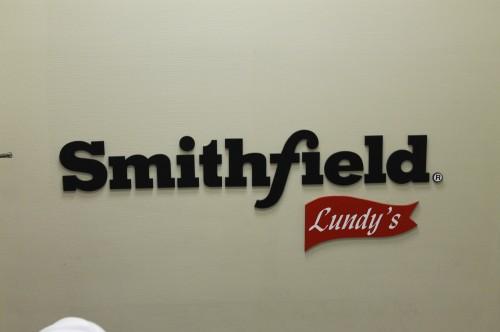 smithfield sign