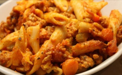 turkey ziti